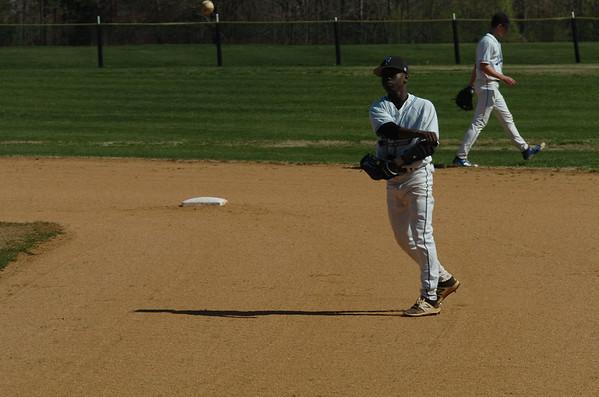 Prep Baseball vs. Fuqua School - April 9