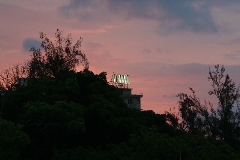 Sunrise In Old San Juan