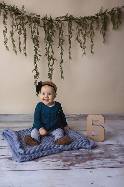 Caroline 6 Month