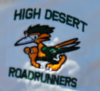 High Desert Roadrunners vs OMen