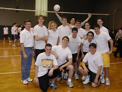 GOYA Volleyball Tournament - March 30, 2003