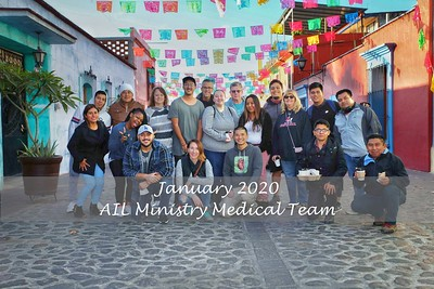 Santa Catarina Loxicha :: MedWeek Jan 2020