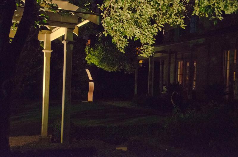 (and at night)