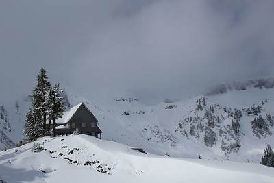 North Cascades Winter