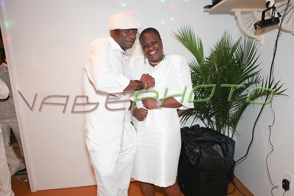 Papavi Ayite Hillah 50th Birthday Party NY 2013