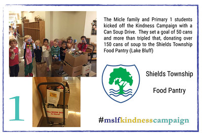 MSLF Kindness Campaign