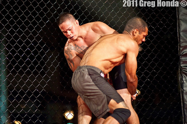 Tyler Pavao vs George Perry