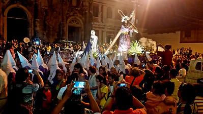 Granada Easter Processionals 2016