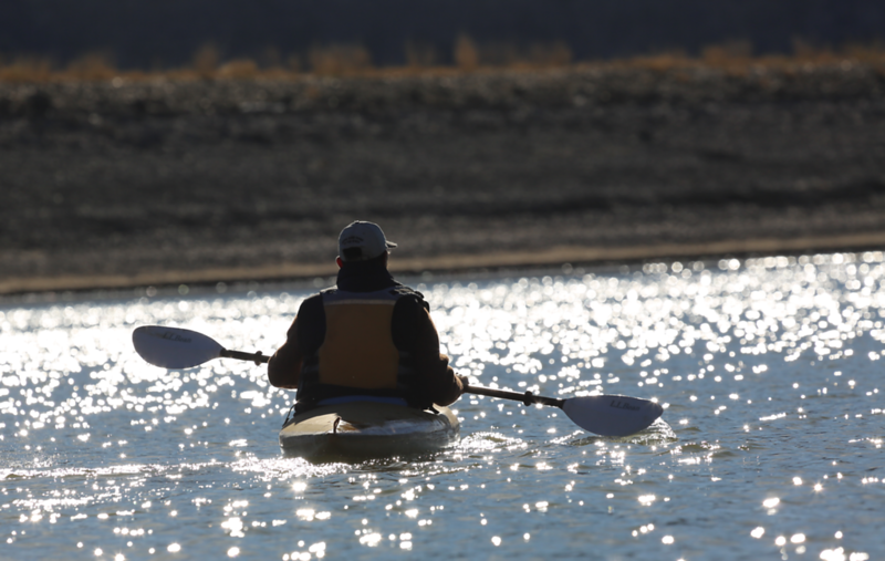 Boating - kayak