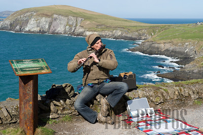 Slea Head Drive, Dingle Peninsula, County Kerry, Ireland 04-04-2014