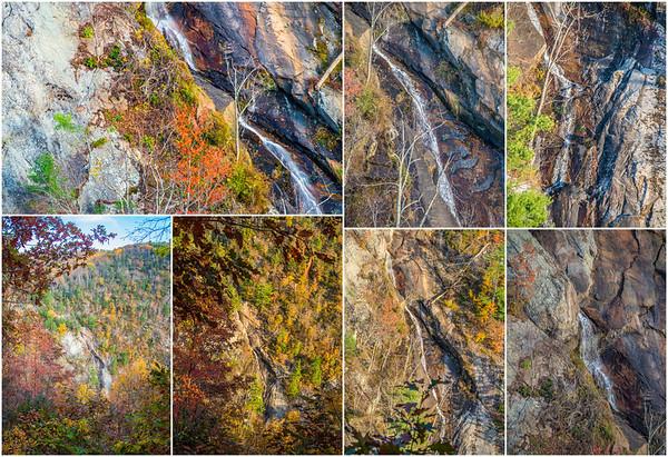 Bottom Creek Gorge Falls
