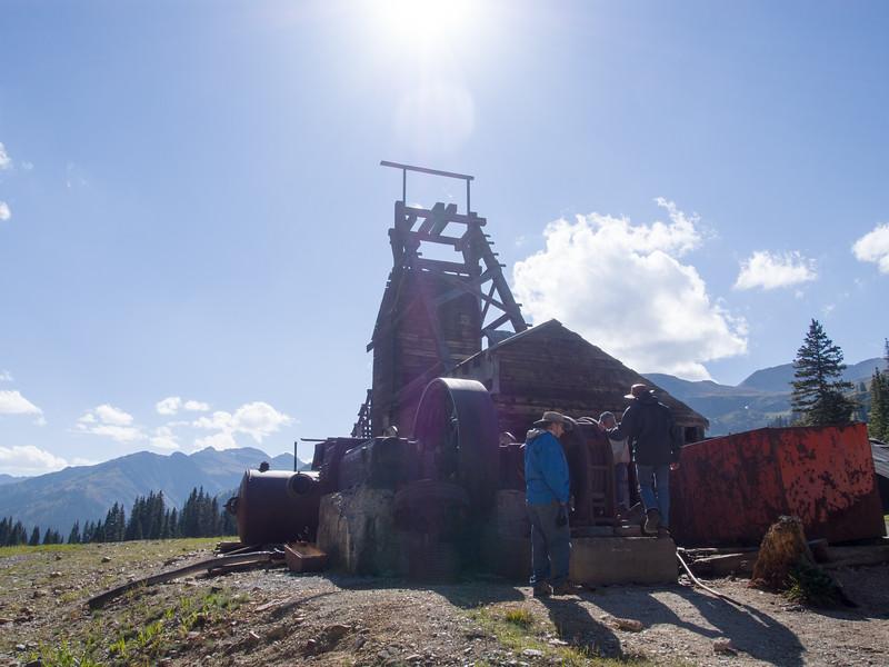 Longfellow Mine