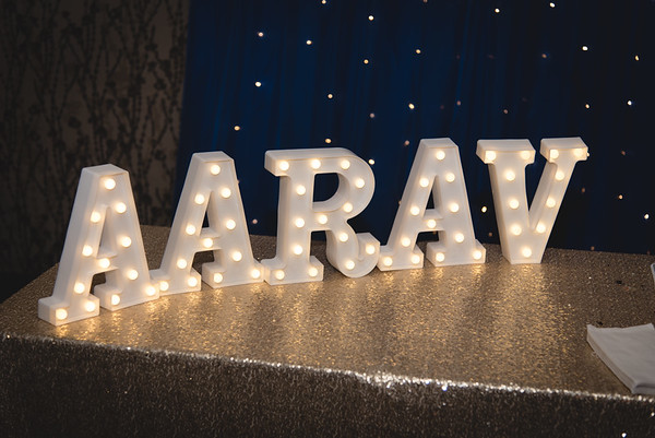 Aarav B'day