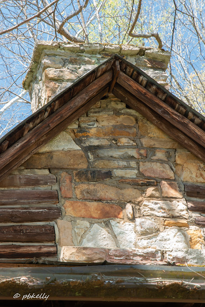 Closeup of some of  the stonework.