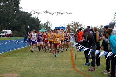 NCAA West regional mens