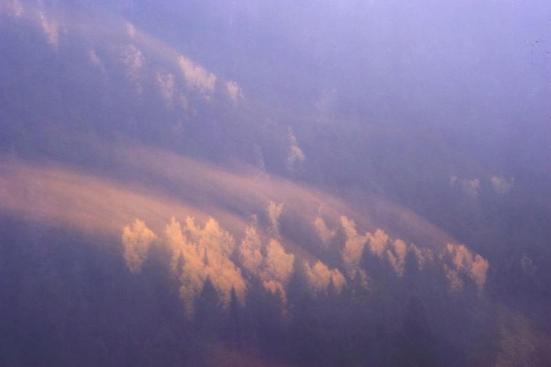 Fall Storm - Gros Ventre Road