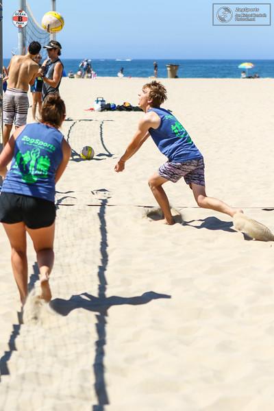 Zog Beach Volleyball 081515