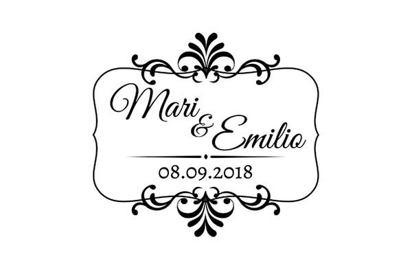 Mari & Emilio - 8 septiembre 2018