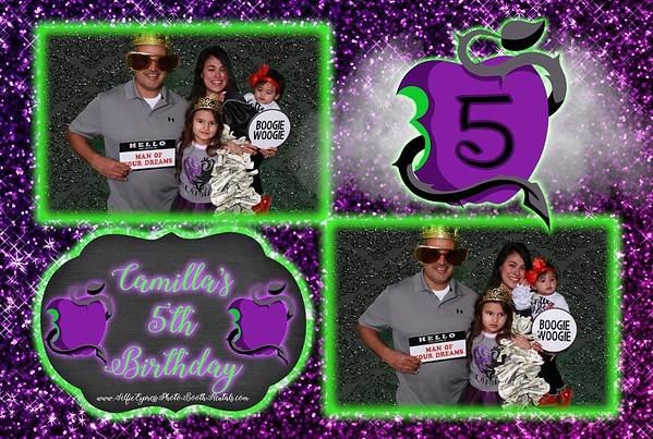 Camilla's 5th Birthday