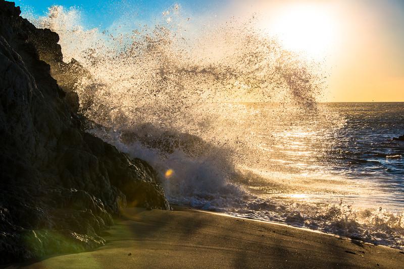 Malibu Beaches! Nikon D800E Dr. Elliot McGucken Fine Art Photography for Los Angeles Gallery Show!