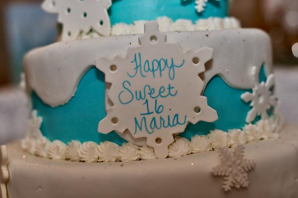 Maria's Sweet 16