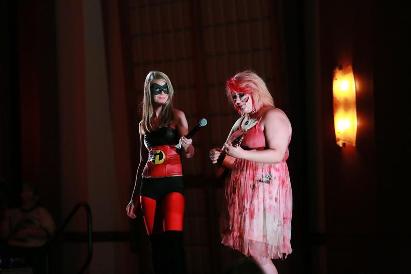 Zombie Pagent - Phoenix Comicon 2014