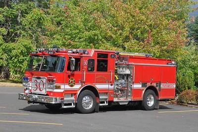 Oregon Fire Apparatus