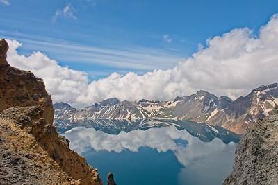 Heaven Lake, Changbai Mountain, Jilin  天池, 長白山, 吉林省