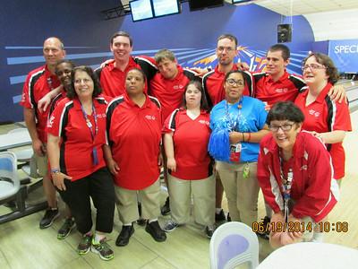 2014-06 USA Games - by Debbie Fickenscher