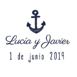 Lucia y Javier
