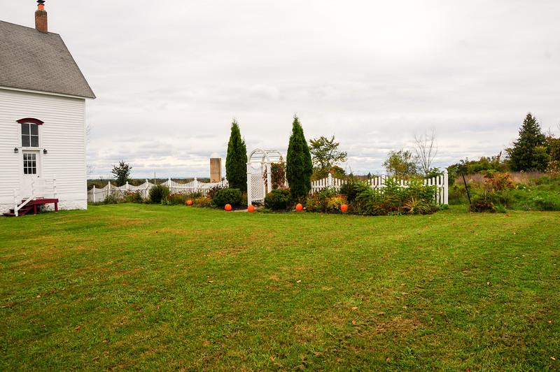 Chapel Grounds