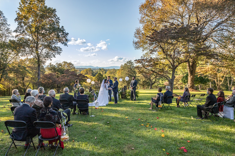 Bailey & Mike Wedding