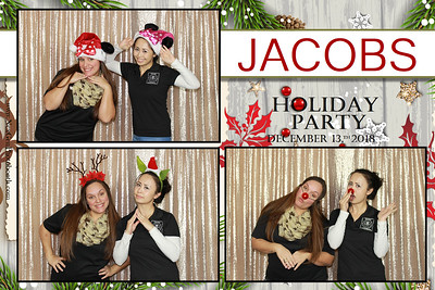 Jacobs' Holiday Party  12/13/18