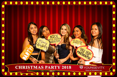 Youngevity 2018 Holiday party