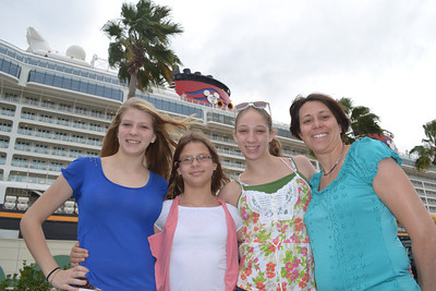 Disney Cruise 2013