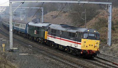 Diesel and electric specials, 2011