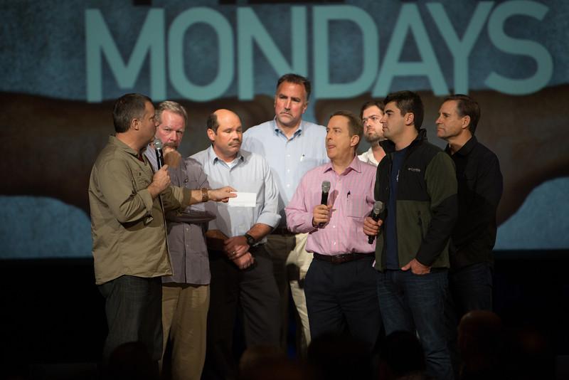 Mens Monday with Jack Deere - Feb 4, 2013
