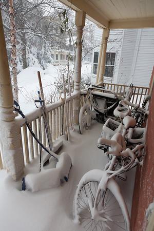 Blizzard, February 2013
