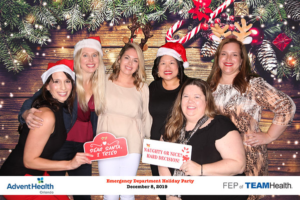 FEP of Team Health - Holiday Party 12-8-2019