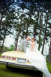 Lee and Kahla's Wedding