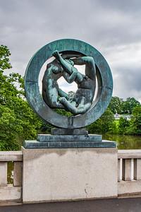Gustav Vigland Park, Oslo Norway