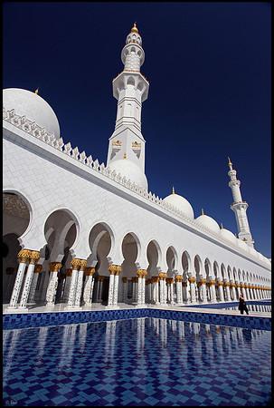 Dubai and Abu Dhabi, UAE