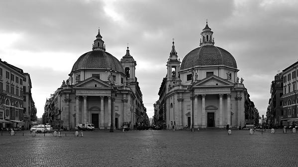 Piazza del Popolo e dintorni