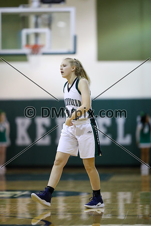TJ @ Wakefield Girls Freshman Basketball (19 Dec 2019)