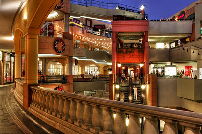 Horton Plaza November 2011