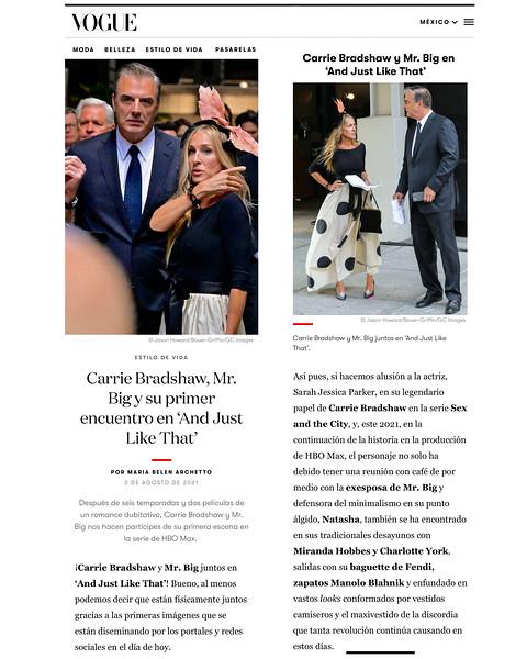 Vogue Mexico  8.2.21