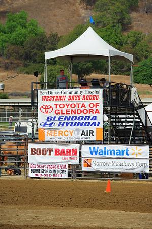 San Dimas Rodeo 10-06-2012