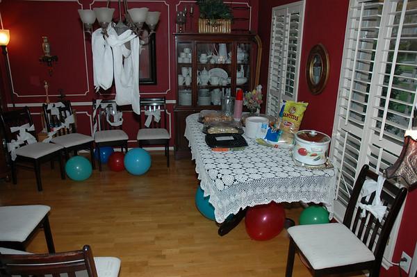 2009: Halle's 21st Birthday, June