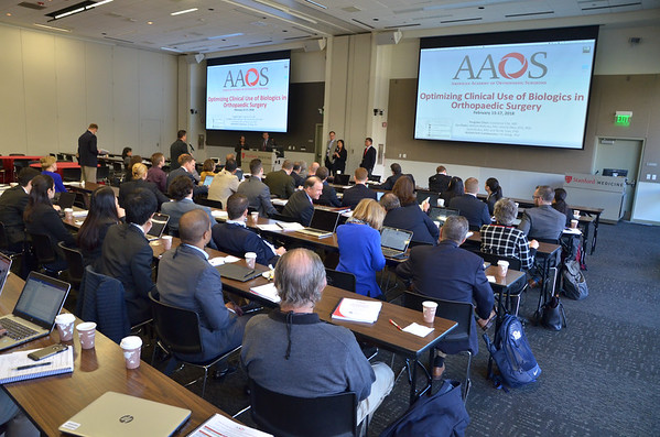 2018 AAOS Biologics Symposium