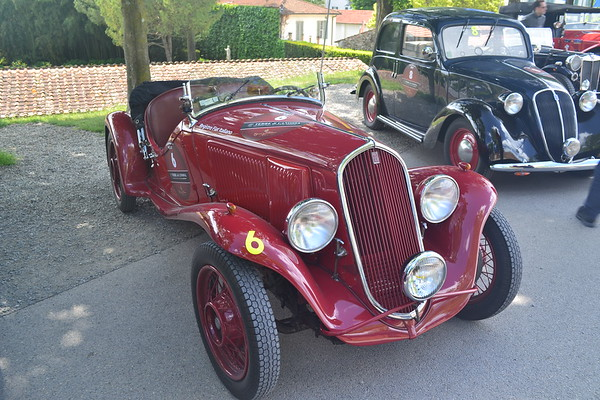 Lucca Classic Car Rally (2017-04)